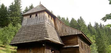 Museum of the Orava Village in Zuberzec