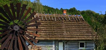 Museum of Folk Construction in Sanok